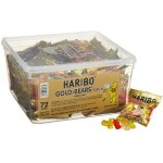 Haribo Gold-Bears Minis, 72-Count Bags just $.16 per bag shipped!