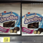 Hostess Donettes $1.50 each after coupon!