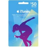 SWEEPS:  Win a $50 iTunes gift card!