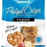 Pretzel Crisps coupons:  BOGO free and $1 off!