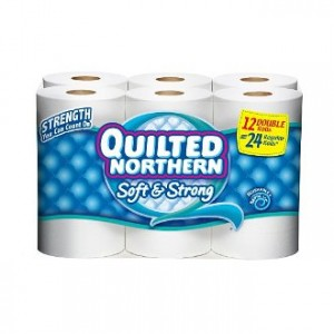 Quilted Northern® toilet paper has the strength and softness you can count on, making it easy to get a comfortable clean.