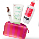 FREEBIE ALERT:  FREE Target beauty bag still available!