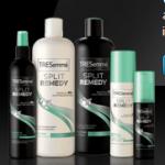 FREEBIE ALERT:  TRESemme shampoo and conditioner!