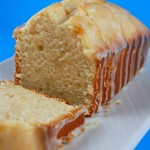 Tasty Treat Tuesday: Vanilla Yogurt Cake with Orange Glaze