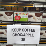 Cafe Escapes K Cups only $2.50 after coupon!