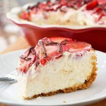 Tasty Treat Tuesday: Strawberries and Cream Pie!