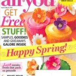 Get All You Magazine for as low as $.41 per issue after cash back!