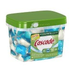 Cascade ActionPacs 60 count container only $9.42 shipped!