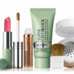 Clinique:  3 FREE items plus FREE shipping!