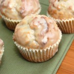Tasty Treat Tuesday: Glazed Doughnut Muffins