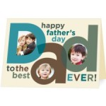 LAST CHANCE:  Get 2 FREE Father's Day photo cards from Treat!