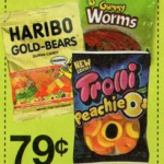 Haribo Gummi Bears only $.49 after coupon!