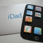 Father's Day Craft: iDad Cards