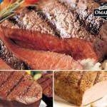 Omaha Steaks Sampler Package for $47 shipped (regularly $98)