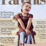 Parents Magazine:  one year subscription for $3.99!