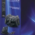 Playstation 3 DualShock 3 Charging Station and Blu-ray Remote Control Bundle for $24.99 shipped!