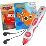 Poingo Point-And-Go Interactive Reader plus books, ear buds, and songs for just $14.99!