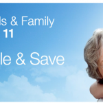 Walgreens Friends & Family Day:  Save up to 20% off (5/11 only)