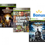 Walmart:  Xbox 360 games only $10 each!