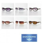 Get 6 pairs of men's or women's Docker's sunglasses for $19.99 (includes microfiber bags!)