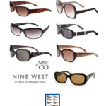 Women's Nine West Sunglasses:  6 pairs for $19.99!