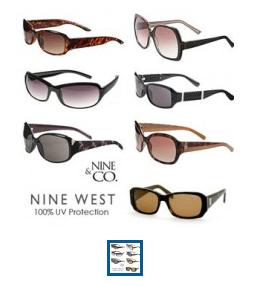 7d8c075eba6c3 Get 6 pairs of Women s Nine West sunglasses or Men s Dockers sunglasses for   19.99!