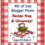 GIVEAWAY:  4th of July Recipe Hop and $60 Amazon Gift Card giveaway!