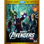 Marvel's The Avengers Blu Ray/DVD 4 disc combo for $29.99 shipped!