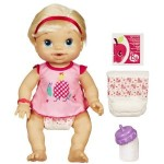 Baby Alive Wets And Wiggles only $15.78 (55% off!)