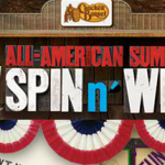 Cracker Barrel American Summer instant win game:  $5 gift cards, vacations, and more!