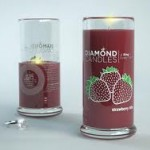 GROUPON:  Diamond Candle for $15!