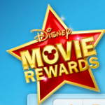 Disney Movie Rewards:  up to 125 FREE Disney Movie Rewards points!