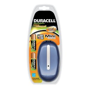 Duracell Battery Charger Car