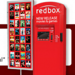 Redbox FREE Game Rental plus 4 free DVD rentals!
