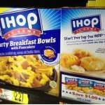 Walmart:  IHOP breakfast bowls only $1.27 each!