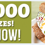 Jason's Deli: Sandwich Shuffle and gift card giveaway!