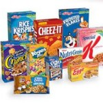 Kellogg's Family Rewards:  125 free points!