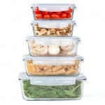 Lock & Lock Boroseal 10-Piece Borosilicate Glass Storage for $22.98 shipped ($42.50 value!)