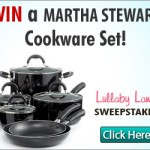 SWEEPS:  Martha Stewart Cookware Set! (ends 7/16)