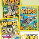 National Geographic Kids Magazine subscription only $10 per year (76% off!)
