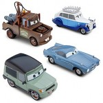 Disney Store: Cars 2 Die Cast Sets (4 pcs) for $7.99 each (regularly $29.50)