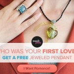 Sneakpeeq:  FREE Jewel heart pendant ($62 value!)