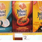 Wheat Thins $1 per box at Target!