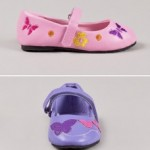 Toddler Ballet Shoes only $7 (regularly $30)