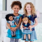 Dollie & Me Girl and Doll matching outfits as low as $15.99 (50% off)