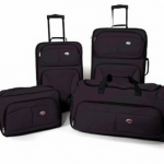 Amazon:  Four Piece American Tourister Luggage Set for $69.99 shipped ($200 value!)