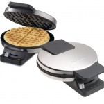 Cuisinart Round Classic Waffle Maker for $29.99 shipped (regularly $89.99)
