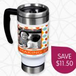 InkGarden:  Custom Travel Photo Mugs only $3.49!