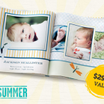 FREEBIE ALERT:  FREE 8X8 Shutterfly Photo Book! ($29.99 value)
