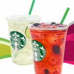 FREE Starbucks Refreshers (12-3 pm today only)